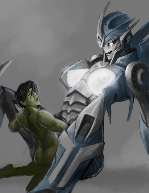 and fanfiction airachnid jack transformers prime Street fighter 4 nude mods