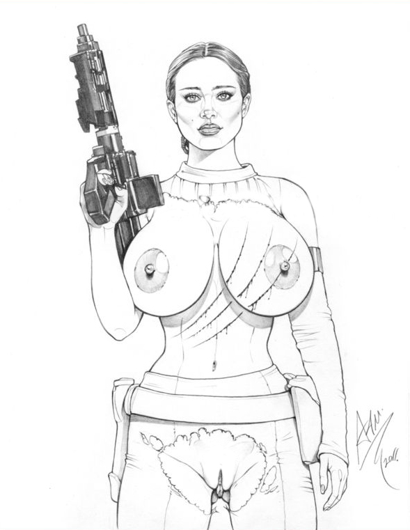 natalie star wars portman nipples Trials in tainted space frost wyrm