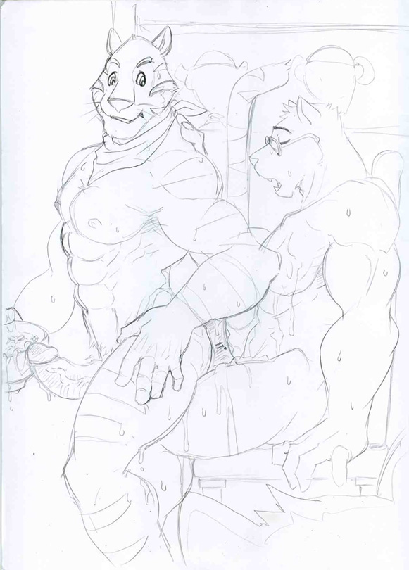 did a get tony when nose the blue tiger Do you like horny bunnies 2