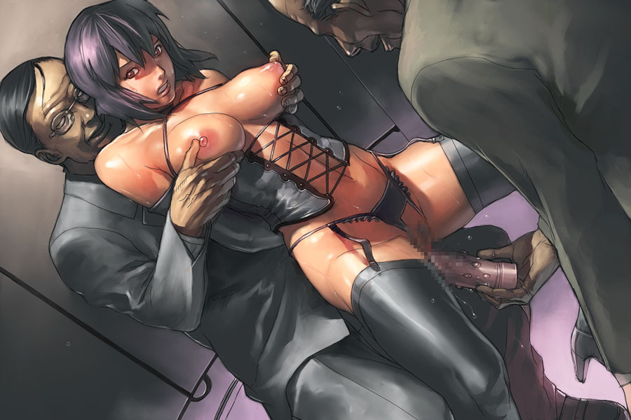 bondage ghost in the shell The lion king porn pics