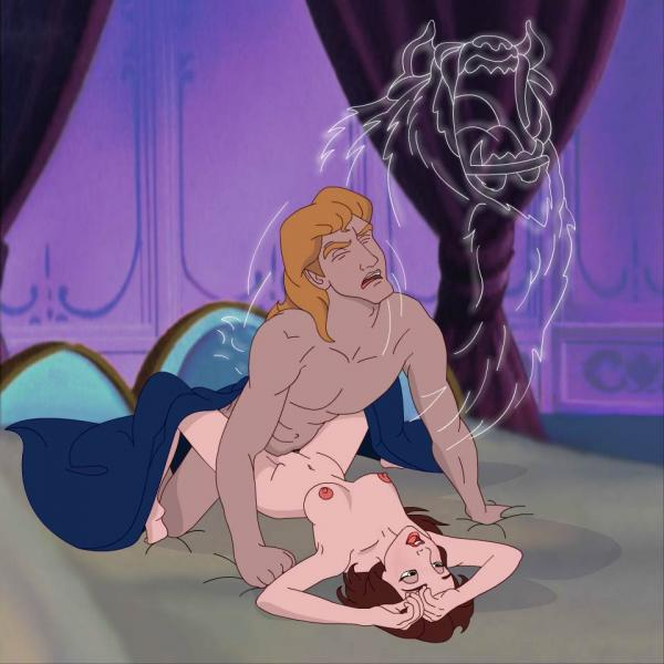 beauty and beast the vore A goofy movie roxanne