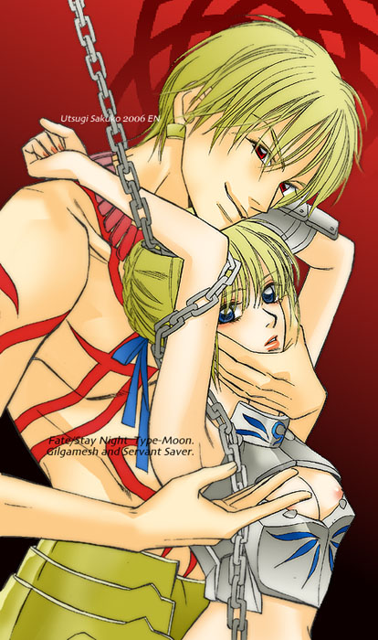 saber gilgamesh stay fate night and She ra princess of power nude
