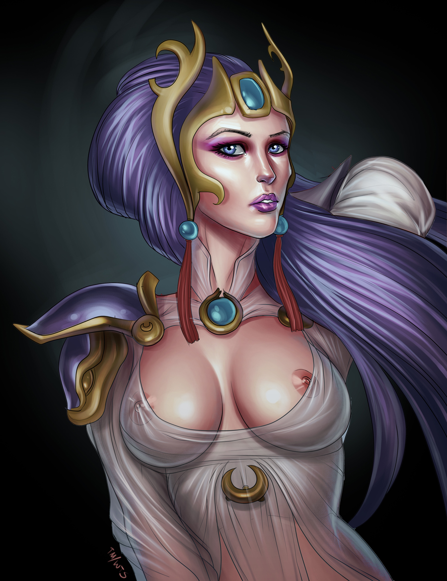 naked of legends league sona Sonic the hedgehog amy hentai
