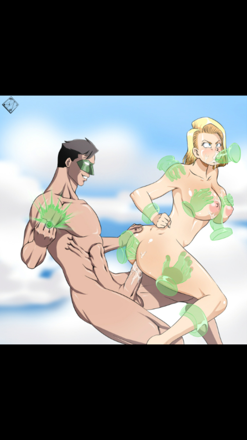 monsters tina and justice league gods Highschool of the dead nudes
