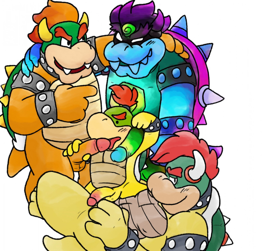 jr bowser a day with Infamous second son