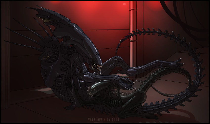 fanfiction queen human and xenomorph My time at portia