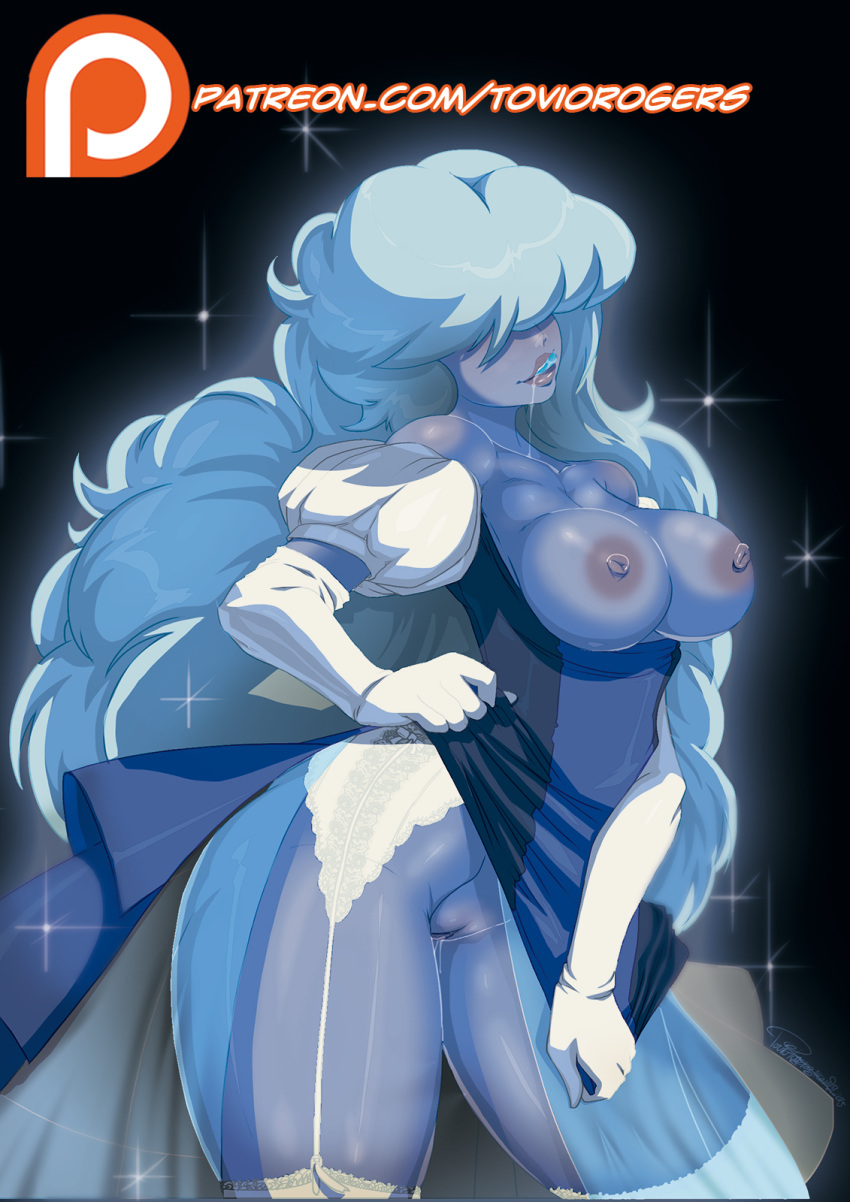 ruby steven and from universe sapphire Tits n tanks