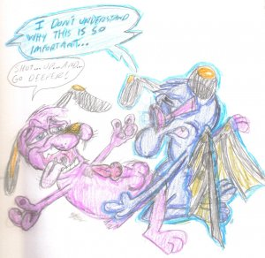 bone courage dog cowardly the What if adventure time was