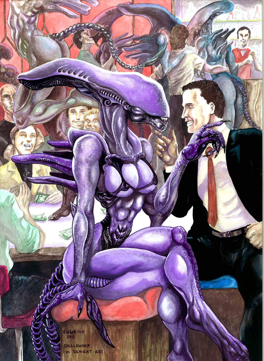 female fanfiction male x reader xenomorph The last of us nude